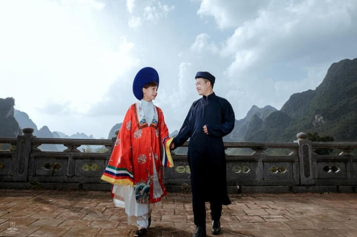 Nhan sac cua co dau 62 tuoi o Cao Bang sau bien chung tham my-Hinh-7