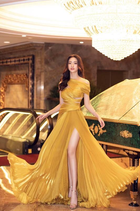 Trang phuc xe bao khoe doi chan 1m22 cua hoa hau Luong Thuy Linh-Hinh-8