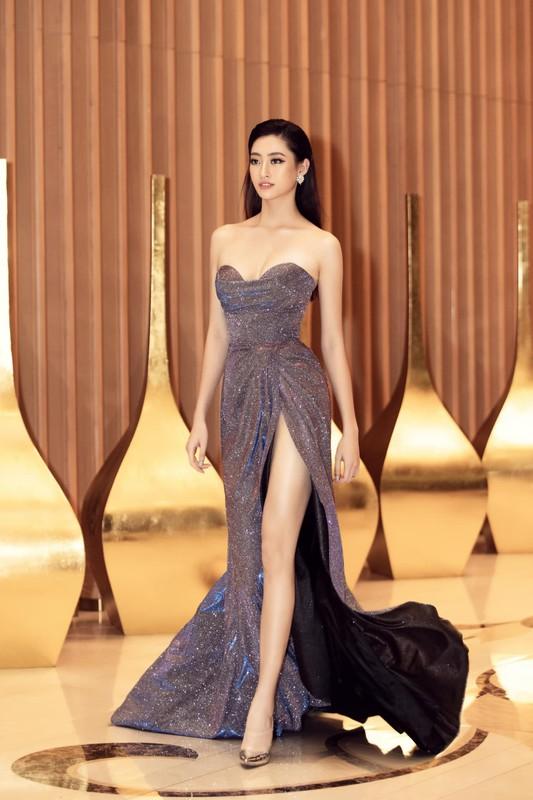 Trang phuc xe bao khoe doi chan 1m22 cua hoa hau Luong Thuy Linh-Hinh-9