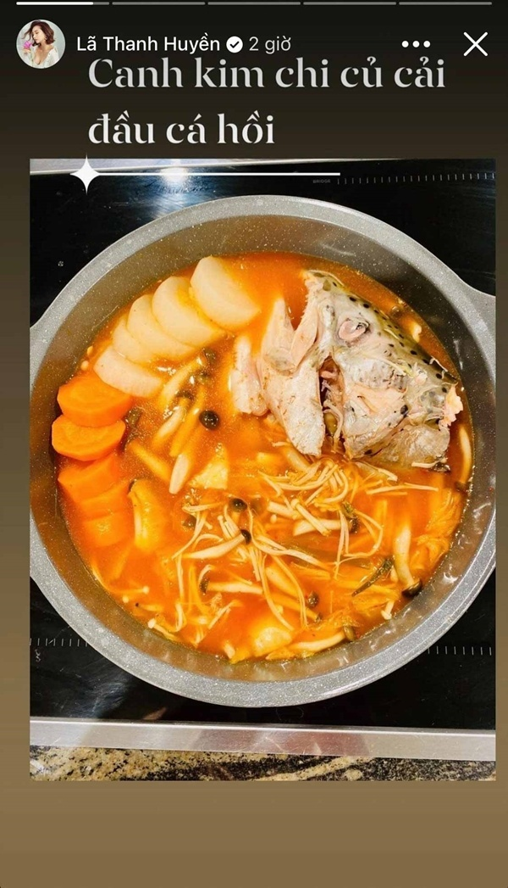La Thanh Huyen tro tai nau nuong voi loat mon ngon hap dan-Hinh-3