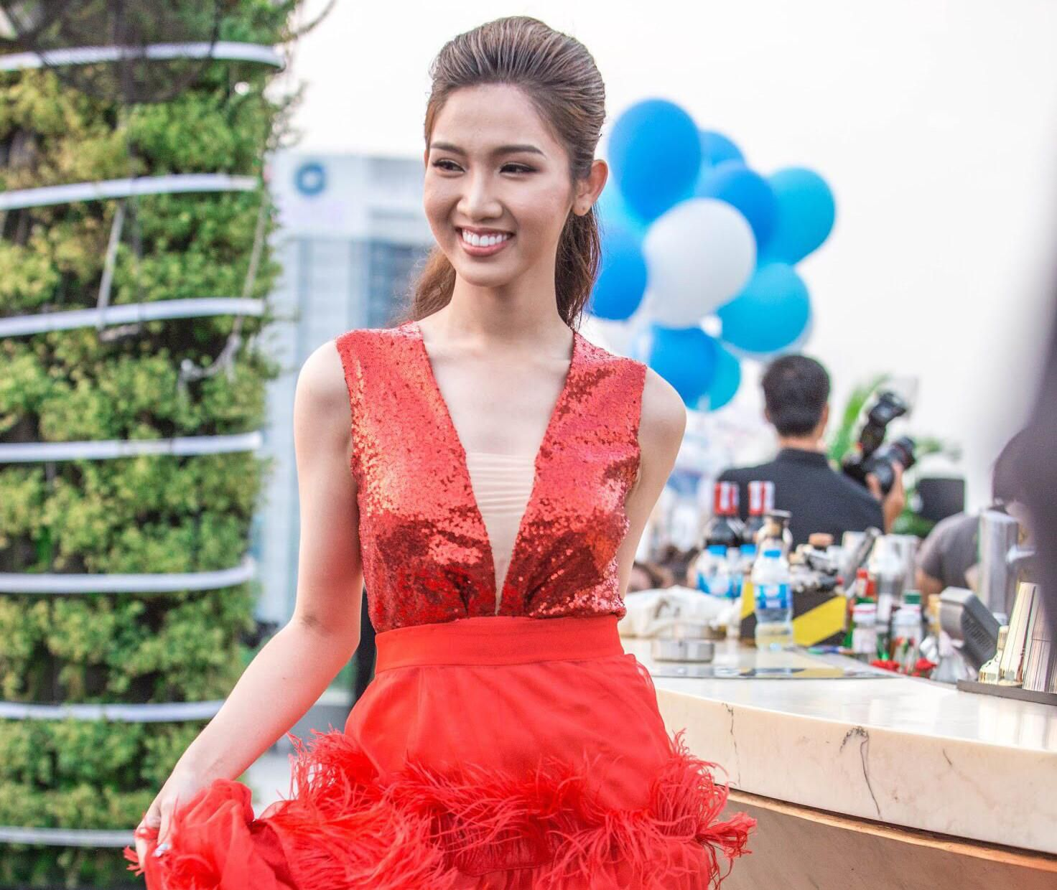 Do Nhat Ha thi Miss Universe Viet Nam, giu eo thon dang nuot the nao?-Hinh-9