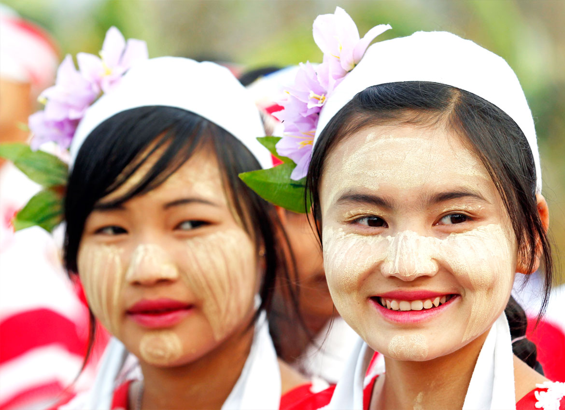 "Kham pha bi quyet lam dep truyen thong ""cuc la"" cua phu nu Myanmar-Hinh-10"
