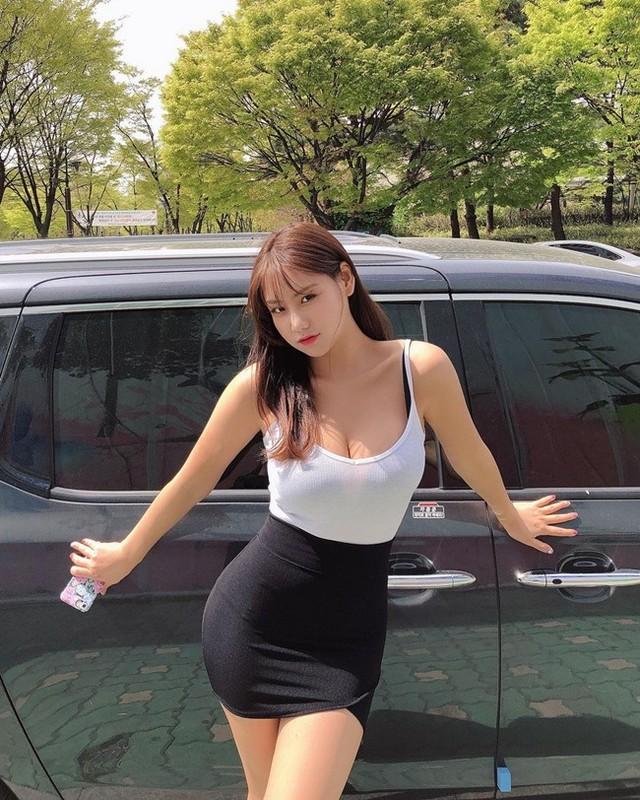 Huan luyen vien gym Han co voc dang dep nhu mo du khong an kieng-Hinh-7