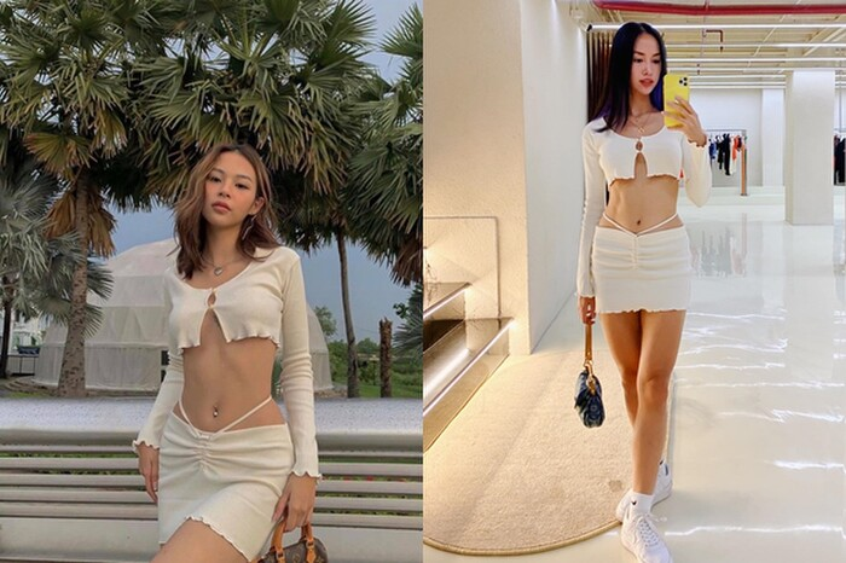 """Nong mat"" mot quan tre khoe body cuc sexy cua cac hot girl-Hinh-8"