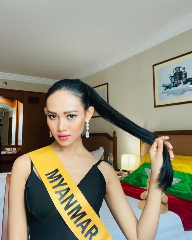 Hoa hau Hoa binh Myanmar vua bi truy na co gu thoi trang cuc goi cam-Hinh-6
