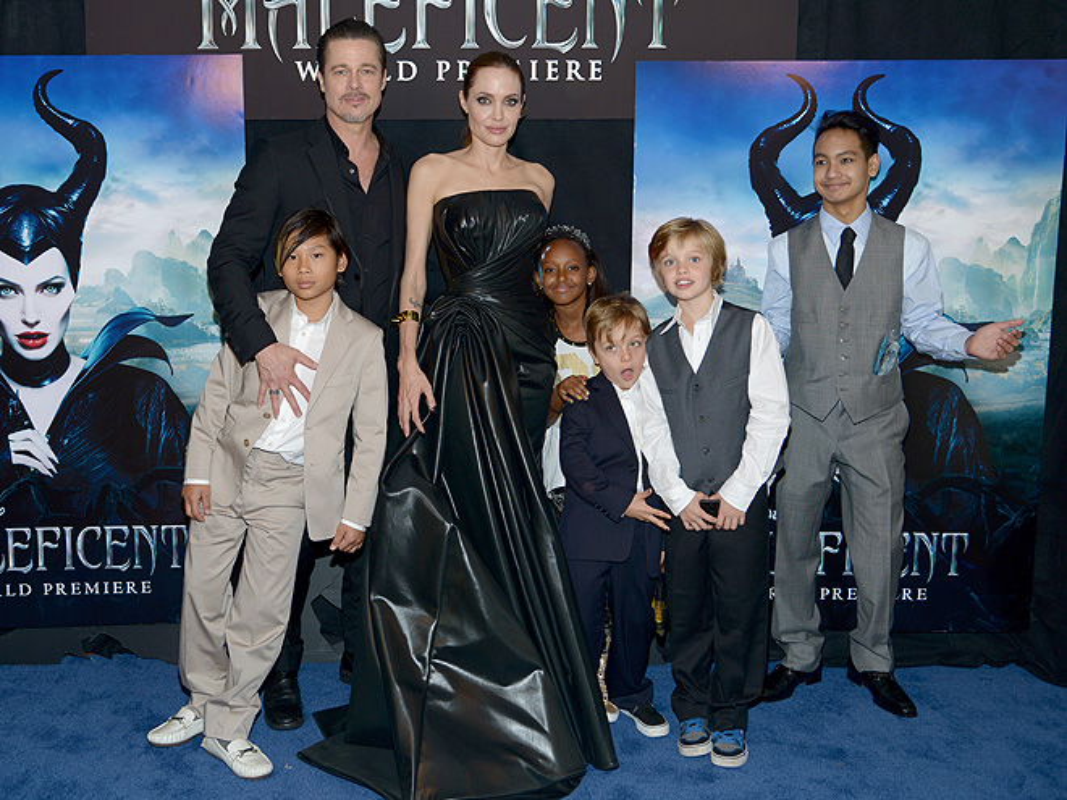 7 su that phia sau cuoc ly hon cua Brad Pitt Angelina Jolie-Hinh-4