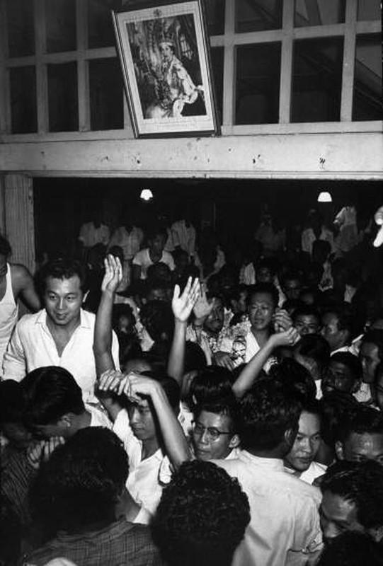 Anh: Ong Ly Quang Dieu trong cuoc tong tuyen cu Singapore 1959-Hinh-7
