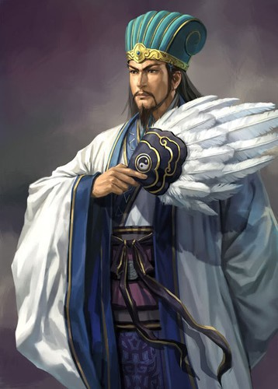 Vo cua Gia Cat Luong co nhan sac vo cung xau xi?-Hinh-5