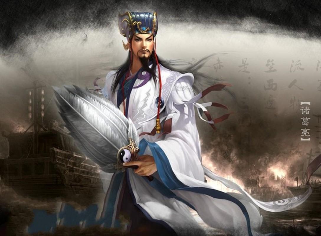 Vo cua Gia Cat Luong co nhan sac vo cung xau xi?