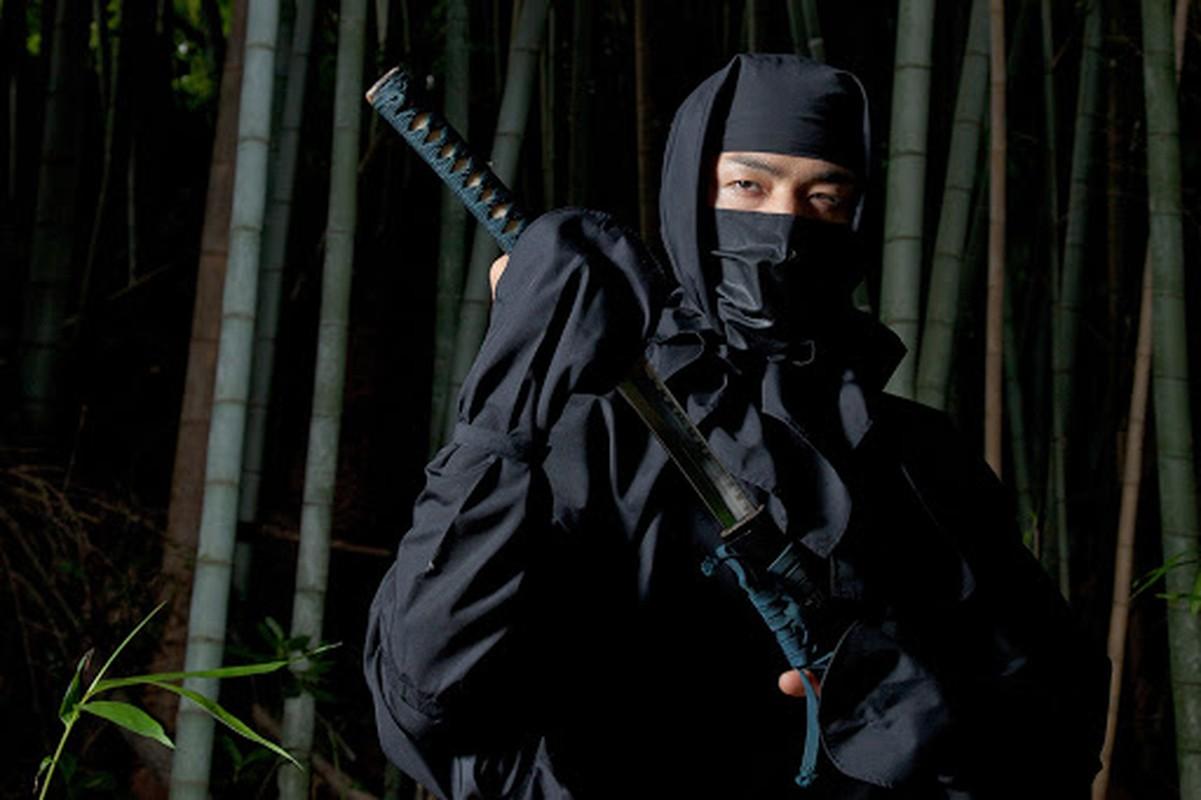 """Cuoc doi huy hoang ninja """"xuat quy nhap than"""" noi tieng Nhat Ban-Hinh-4"""