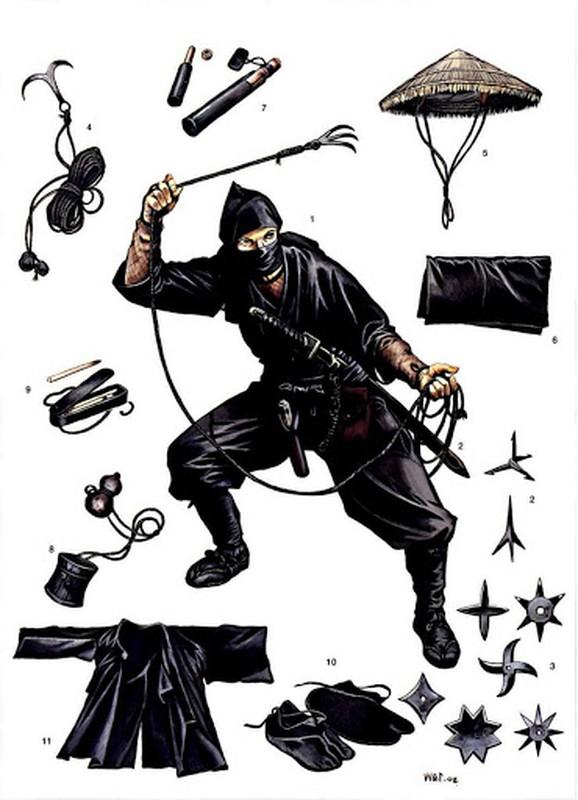 """Cuoc doi huy hoang ninja """"xuat quy nhap than"""" noi tieng Nhat Ban-Hinh-5"""