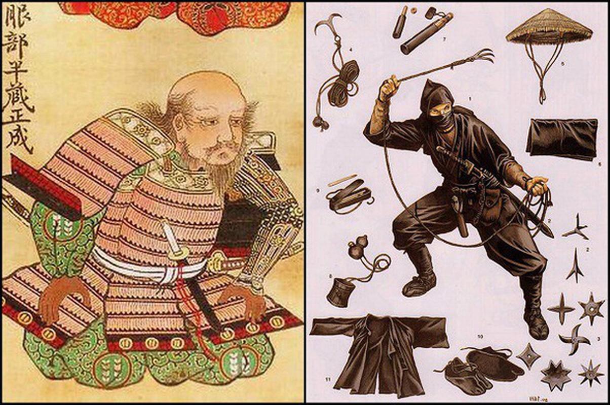 """Cuoc doi huy hoang ninja """"xuat quy nhap than"""" noi tieng Nhat Ban"""
