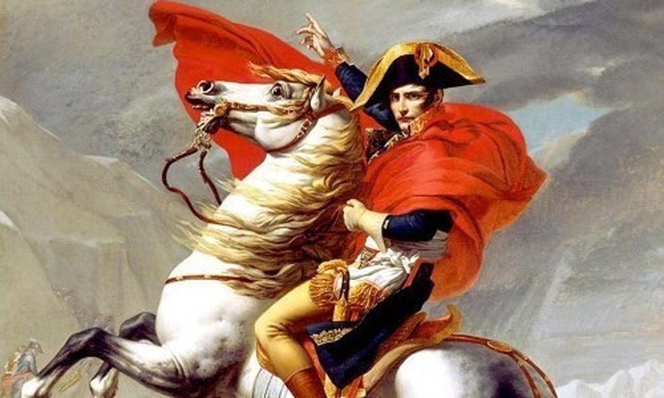 Giai ma chien thang quan su lung lay cua hoang de Napoleon