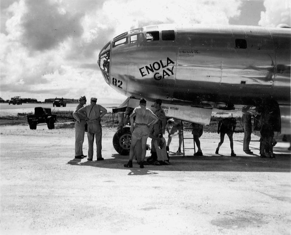 """Ngay dinh menh"" cua to bay cho bom nguyen tu toi Hiroshima nam 1945-Hinh-5"