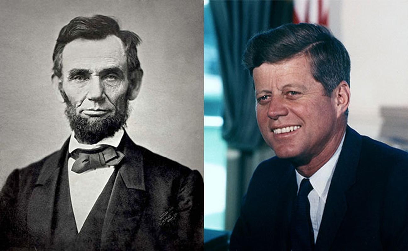 Nhung trung hop khong tuong giua 2 Tong thong My: Kennedy va Lincoln-Hinh-2