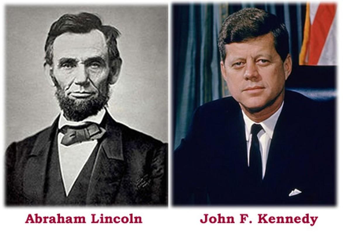 Nhung trung hop khong tuong giua 2 Tong thong My: Kennedy va Lincoln-Hinh-3