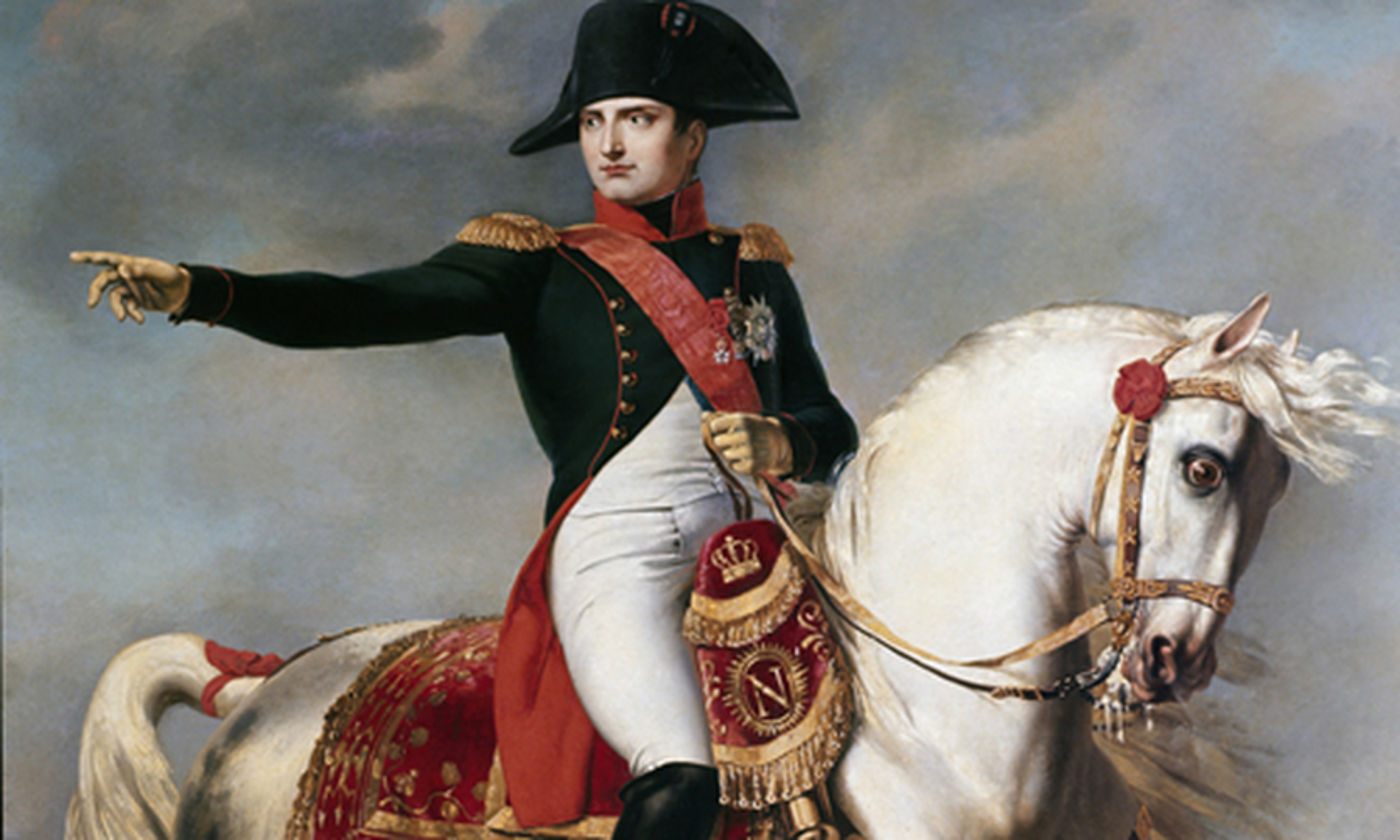 So phan hoang de Napoleon duoc nha tien tri doan tu som?