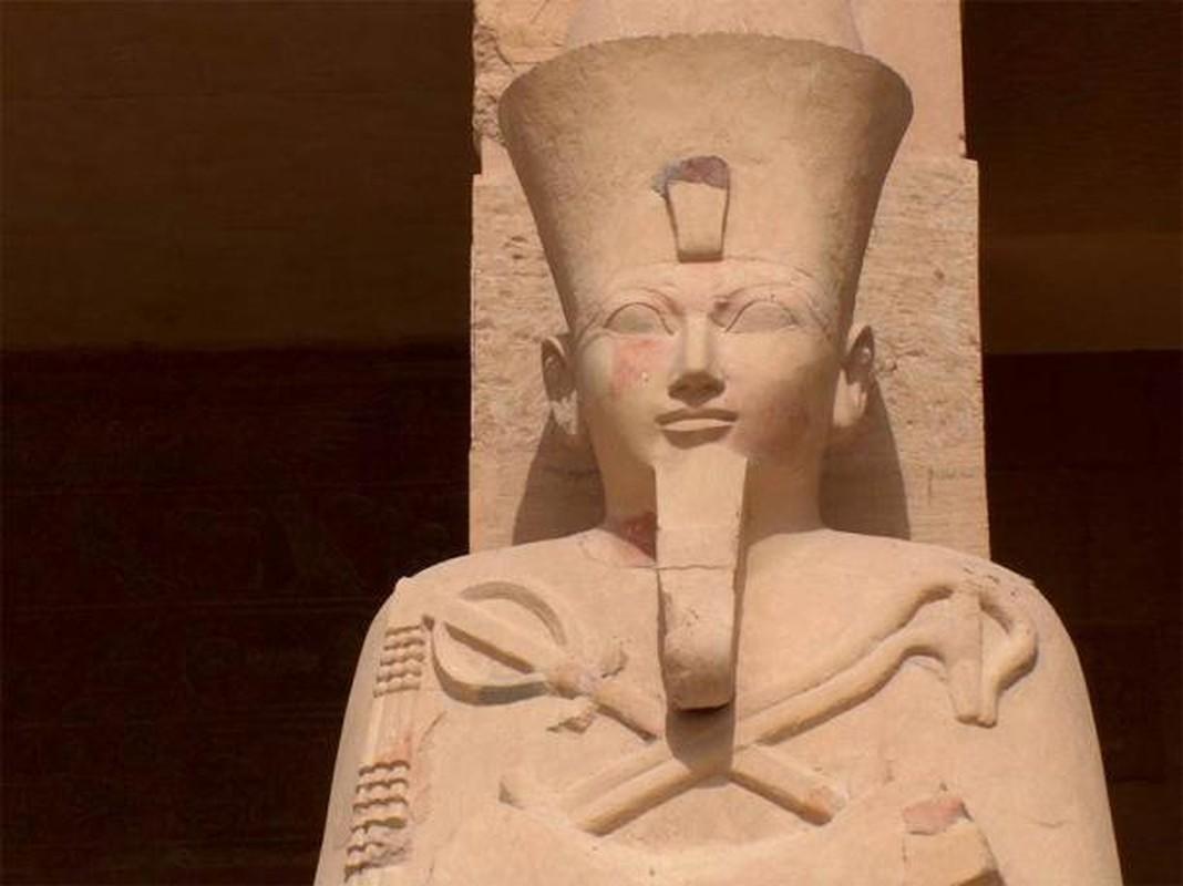 Ven man ve Hatshepsut: Tu Nu hoang Ai Cap tro thanh pharaoh quyen luc-Hinh-2