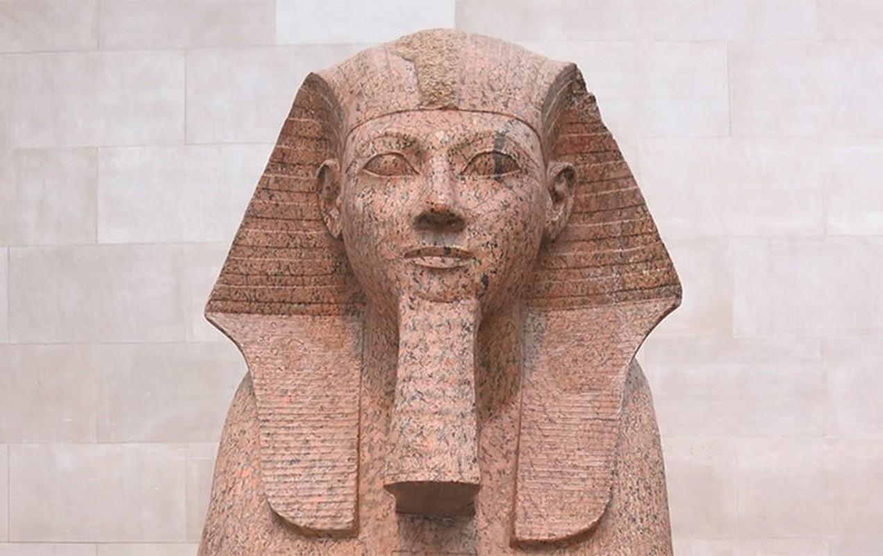 Ven man ve Hatshepsut: Tu Nu hoang Ai Cap tro thanh pharaoh quyen luc