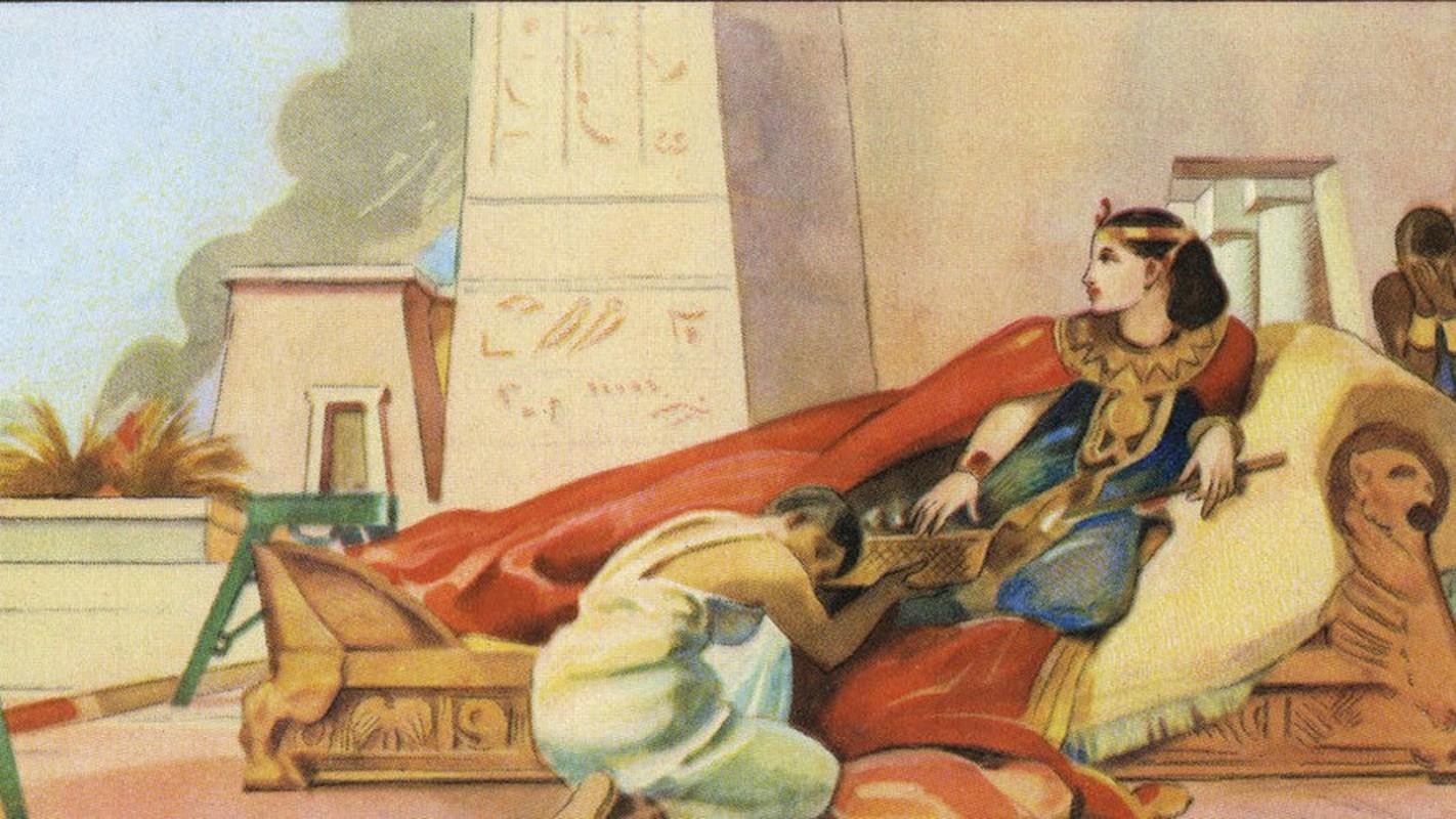 Nu hoang Cleopatra boc lot dan Ai Cap thoi co dai the nao?-Hinh-3