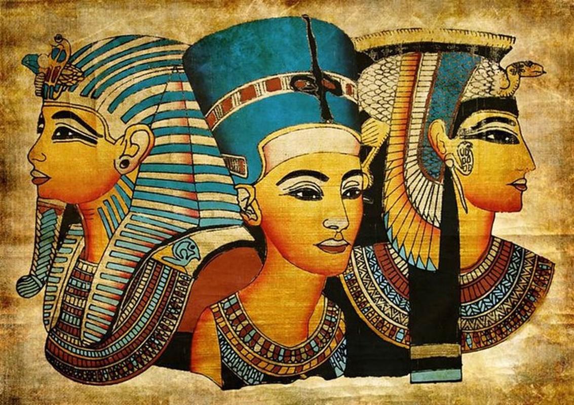 Nu hoang Cleopatra boc lot dan Ai Cap thoi co dai the nao?