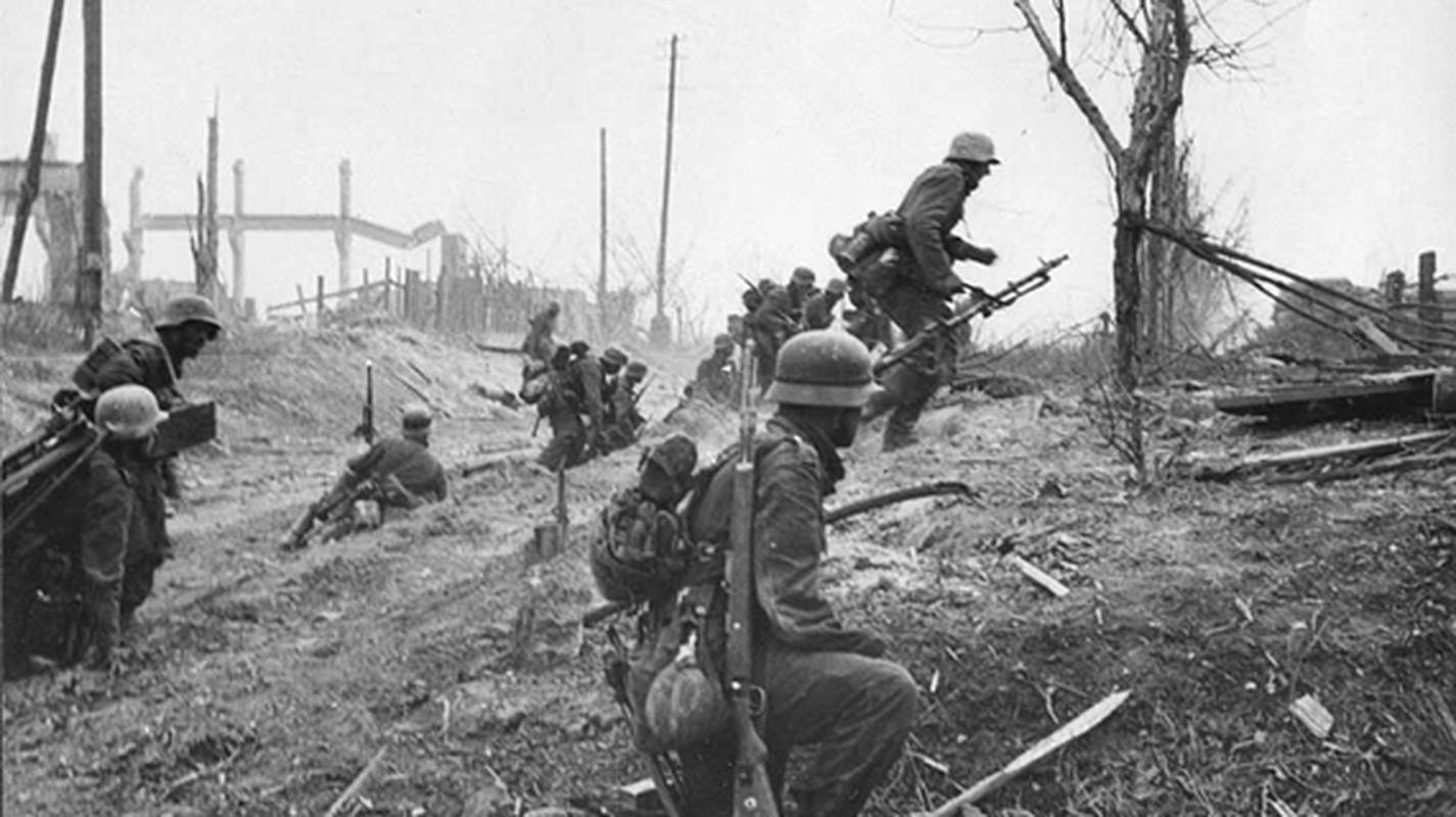 Quan doi cua Hitler thua dau trong tran chien Stalingrad ac liet