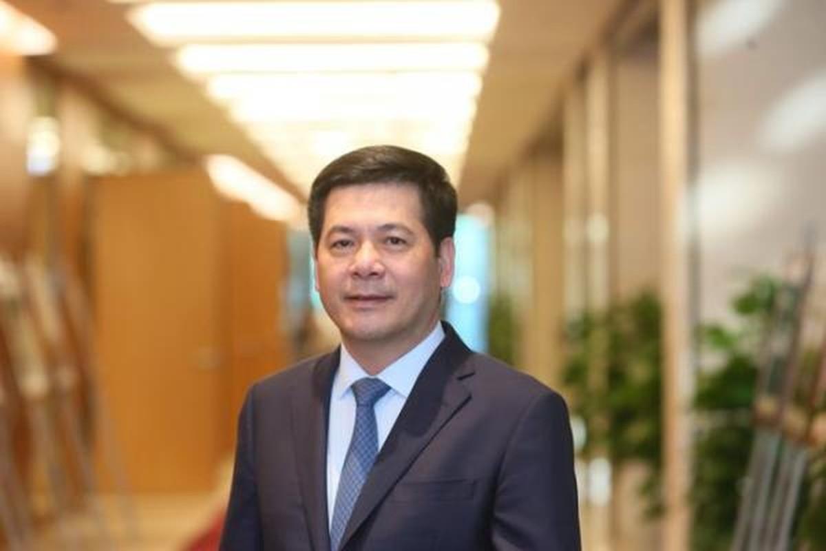 Pho Chu tich VUSTA duoc bo nhiem Bo truong Bo Cong thuong