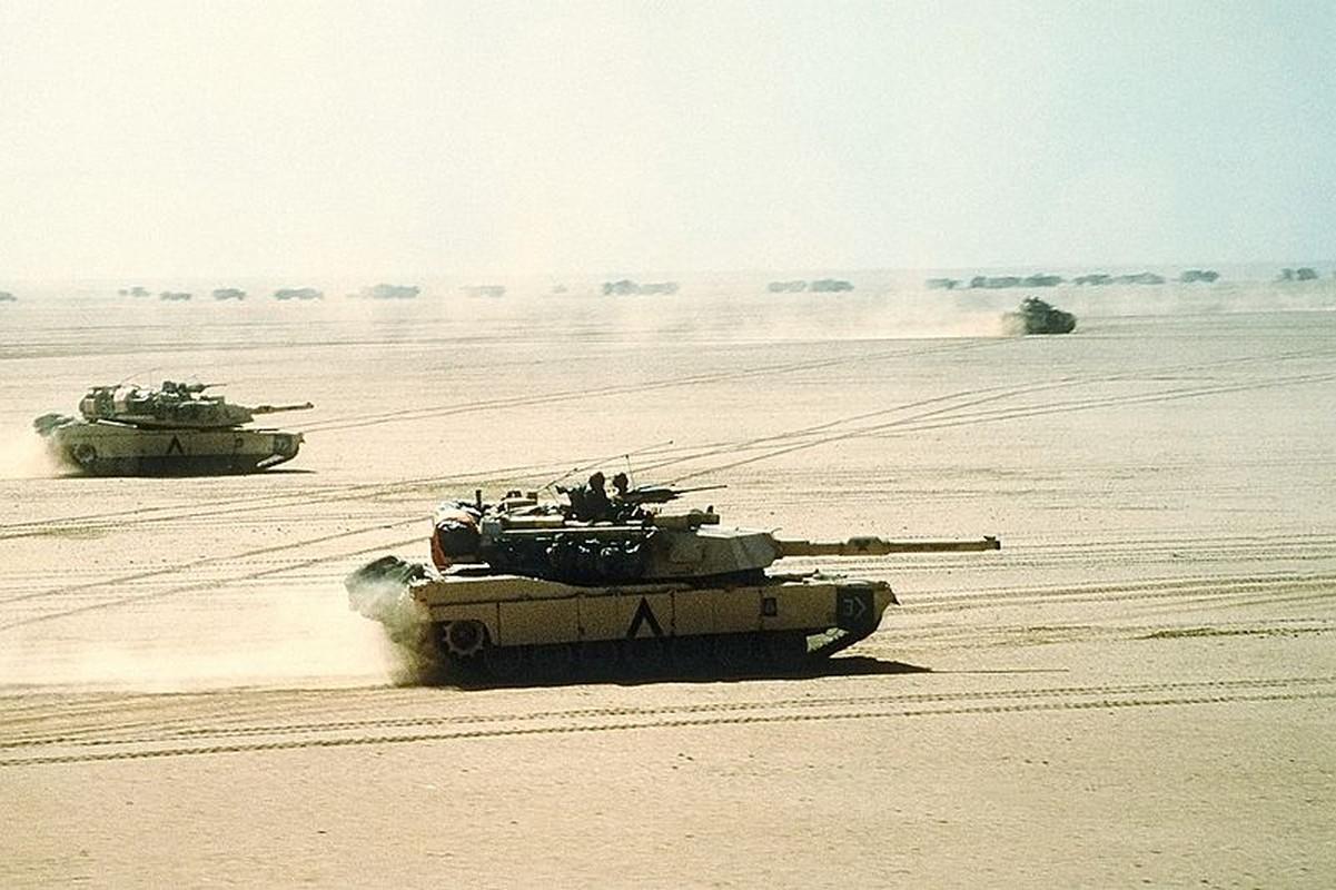 Nhung phien ban it biet cua sieu xe tang M1 Abrams My