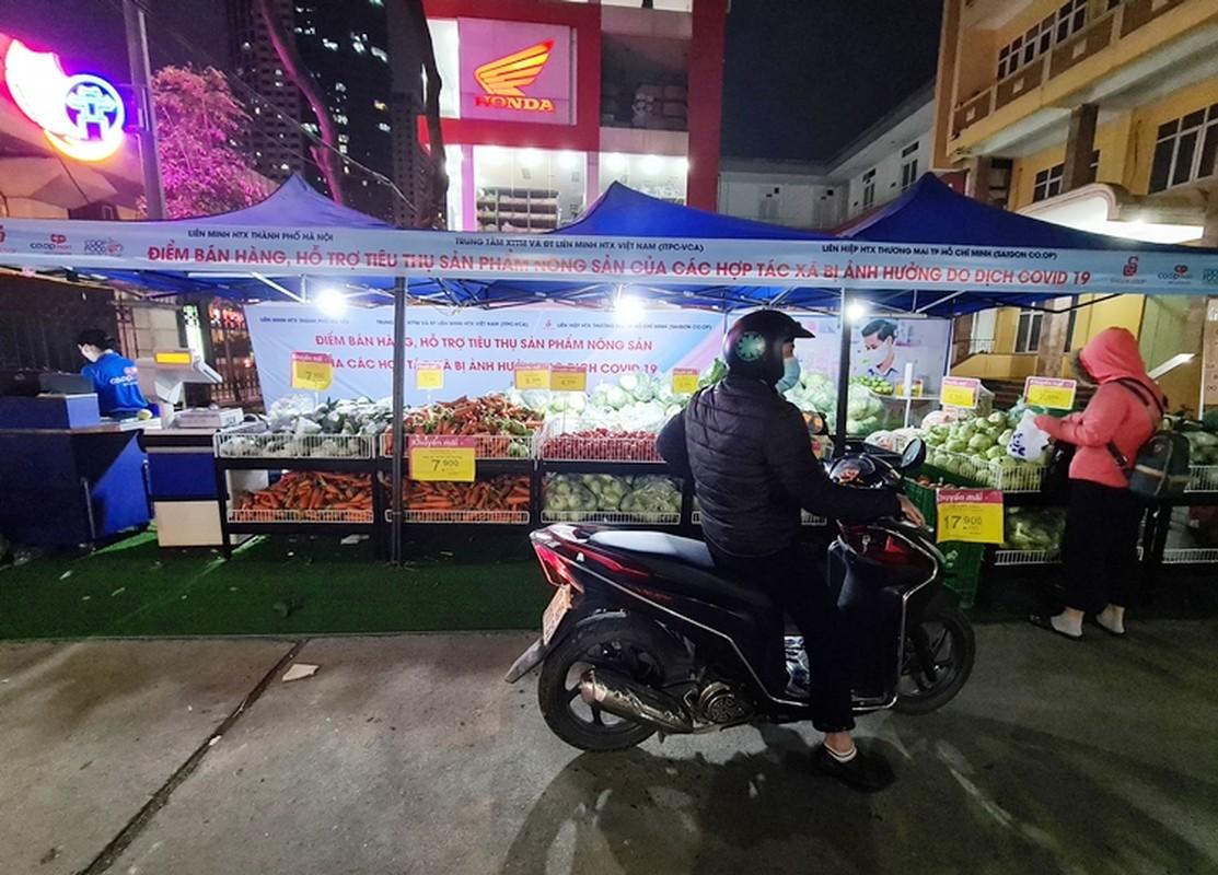 """Sieu thi BigC, Co.opmart, Vinmart vao cuoc """"giai cuu"""" nong san Hai Duong-Hinh-13"""