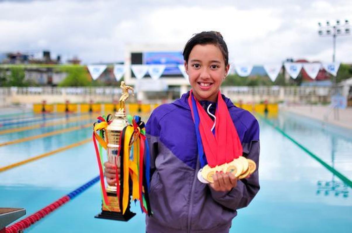 Dieu it biet ve nu VDV tre nhat Olympic Rio 2016