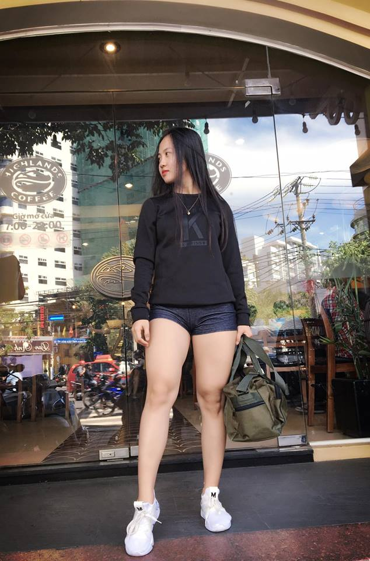 Tuoi tho co cuc trong xom Lo Heo cua hot girl phong gym-Hinh-5