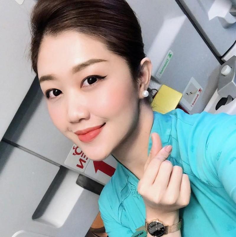 Bi hoi chuyen lay chong, nu tiep vien Vietnam Airlines tra loi cuc kheo-Hinh-11