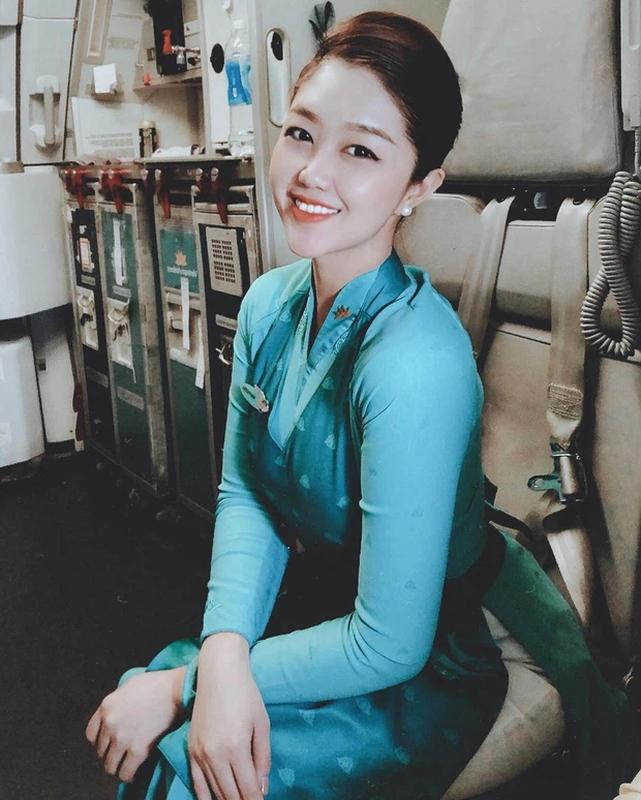 Bi hoi chuyen lay chong, nu tiep vien Vietnam Airlines tra loi cuc kheo