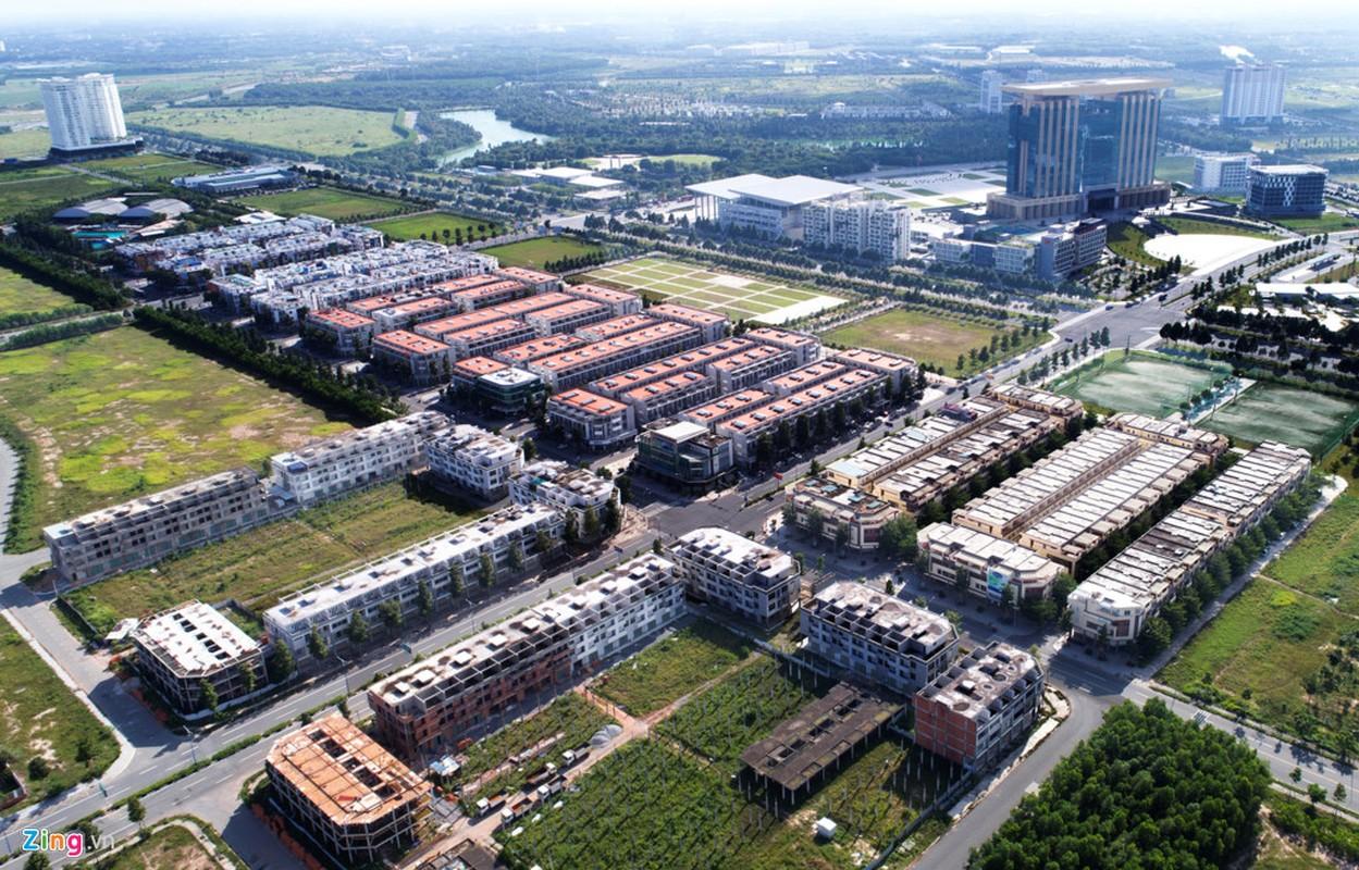 Anh: Thanh pho 1.000ha nhieu nam hoang vang o Binh Duong-Hinh-13