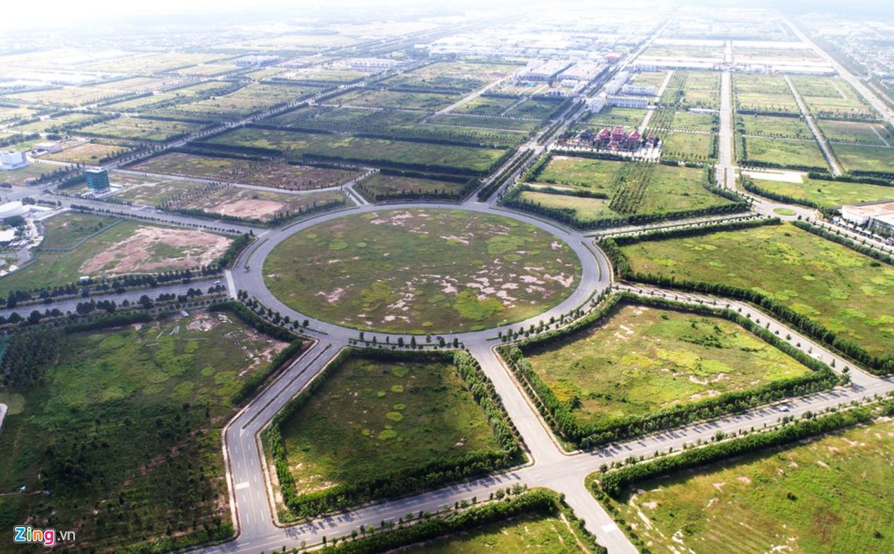 Anh: Thanh pho 1.000ha nhieu nam hoang vang o Binh Duong-Hinh-3