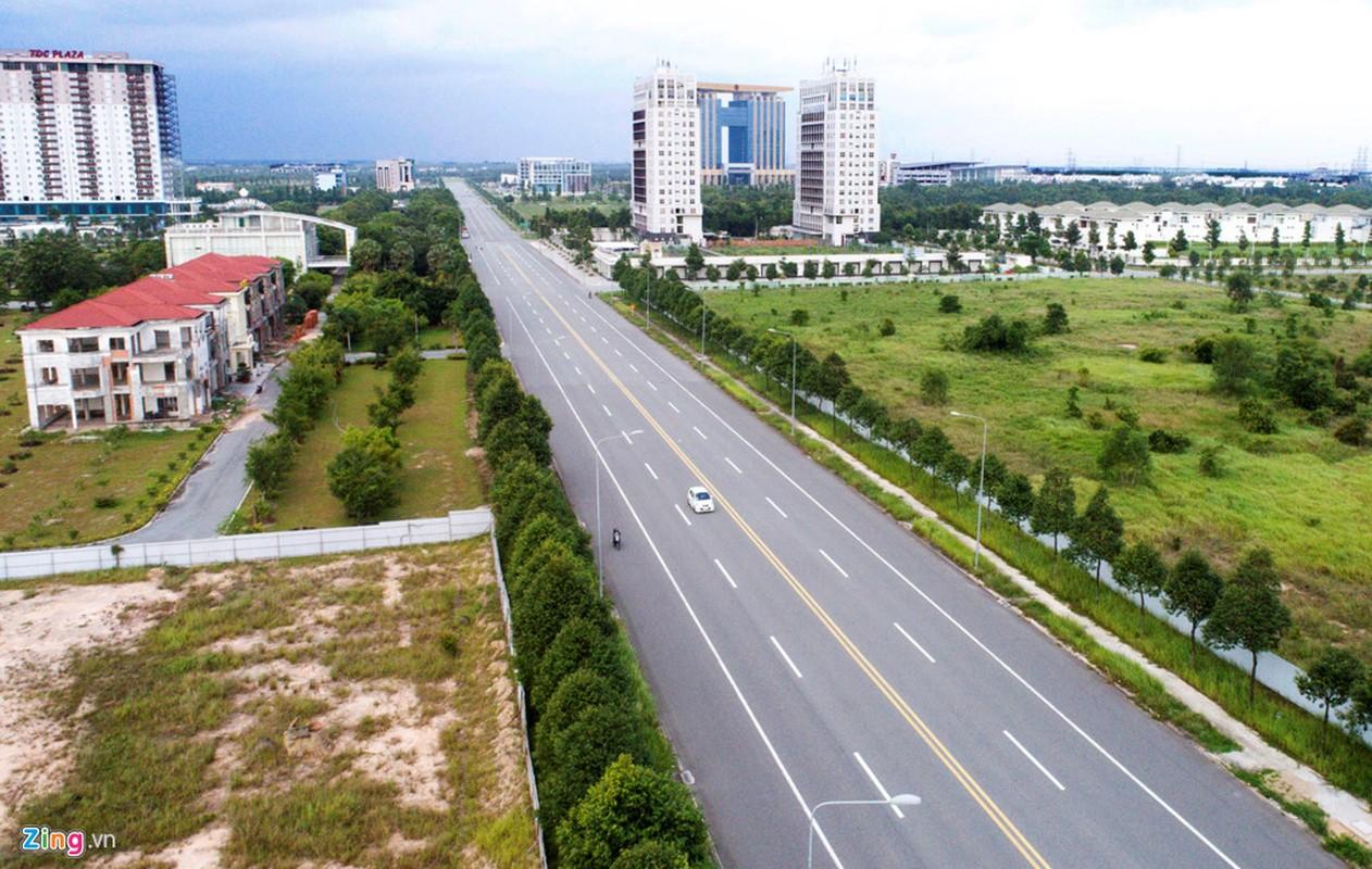 Anh: Thanh pho 1.000ha nhieu nam hoang vang o Binh Duong-Hinh-4