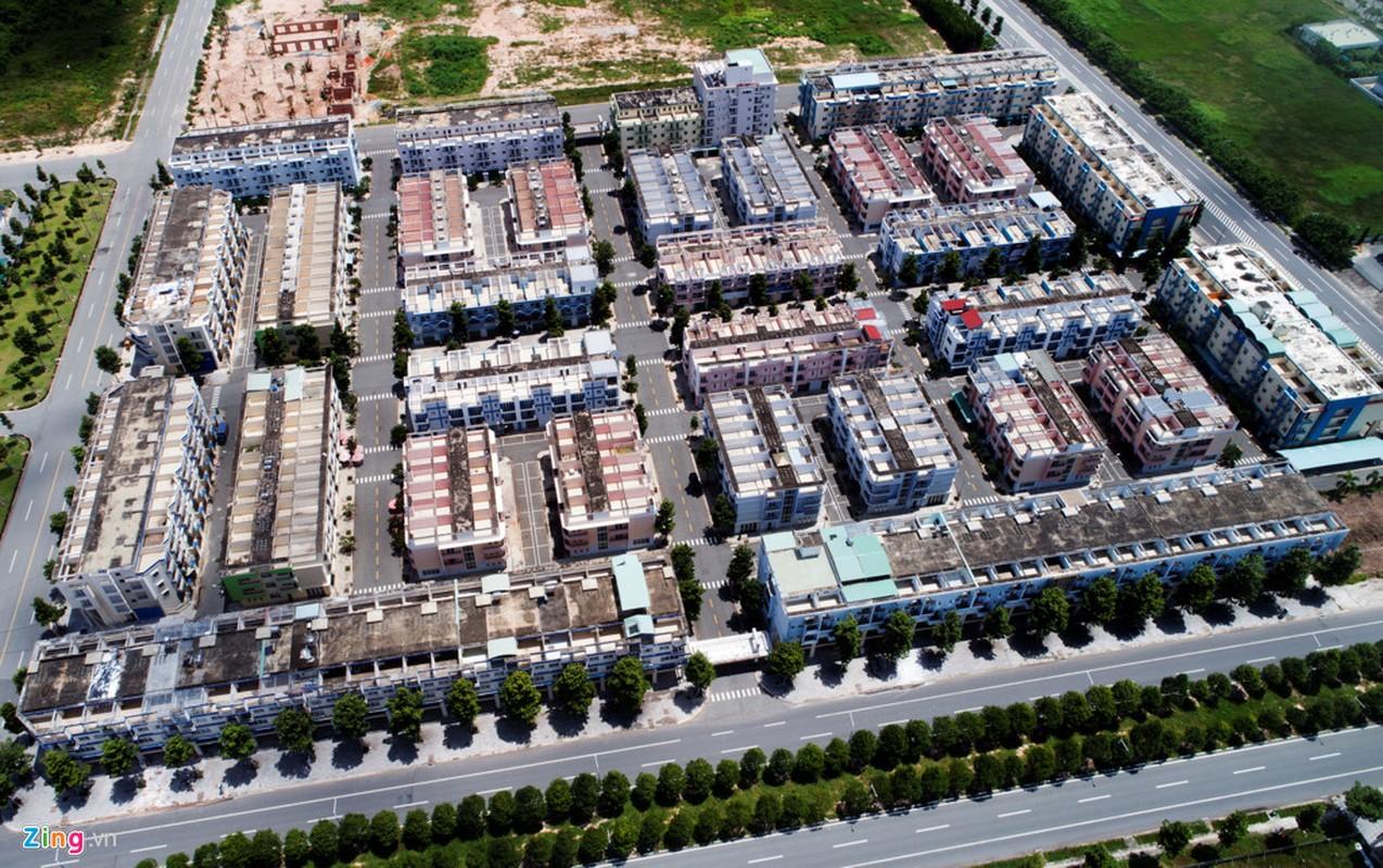 Anh: Thanh pho 1.000ha nhieu nam hoang vang o Binh Duong-Hinh-7