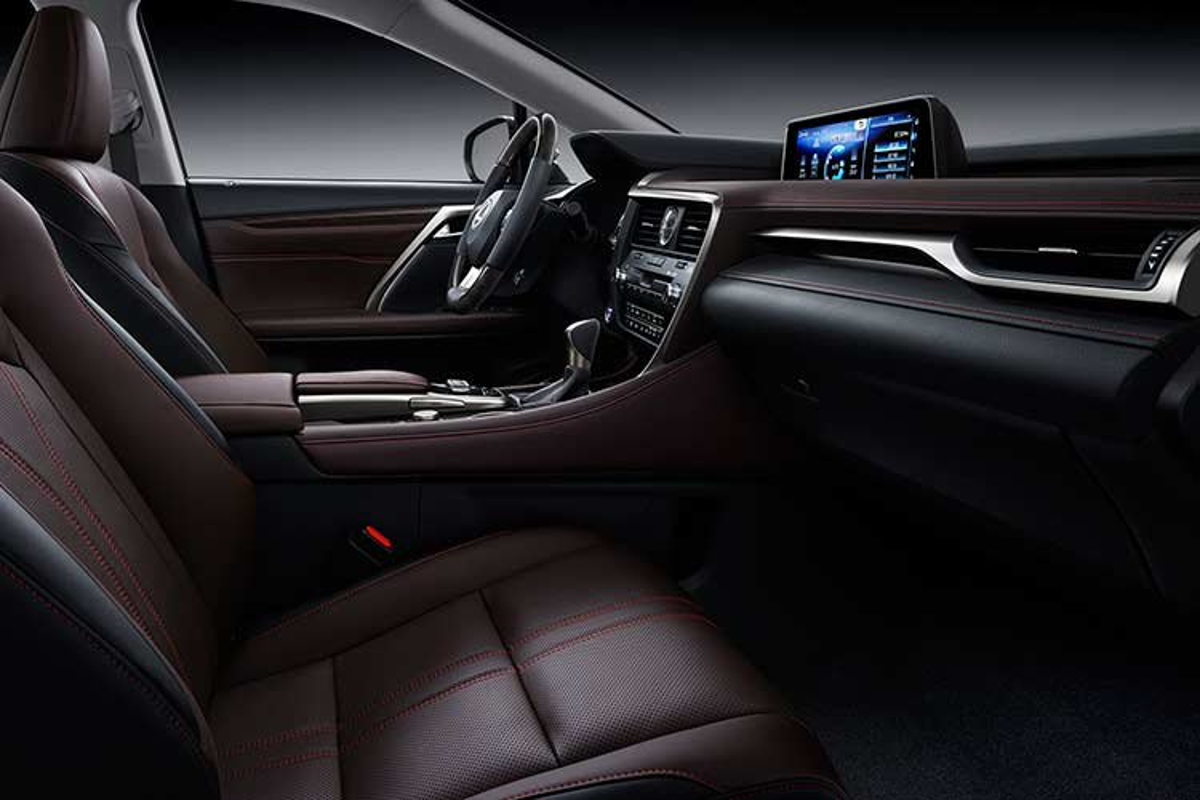 Lexus RX 2018 chinh hang