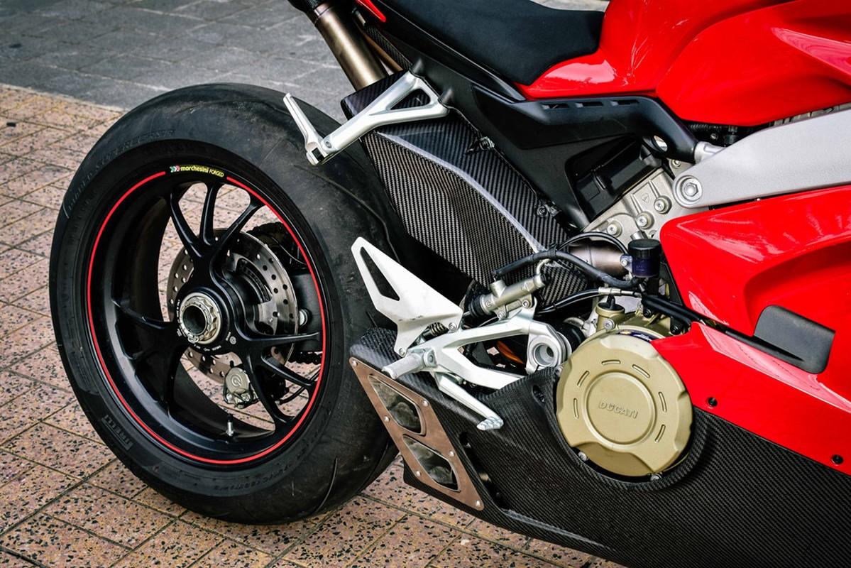 Ducati Panigale V4S do po gan 200 trieu dong o Sai Gon-Hinh-7
