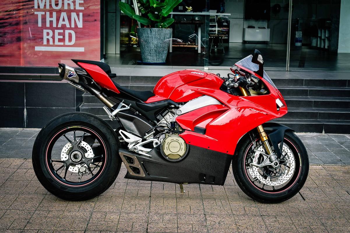 Ducati Panigale V4S do po gan 200 trieu dong o Sai Gon-Hinh-8