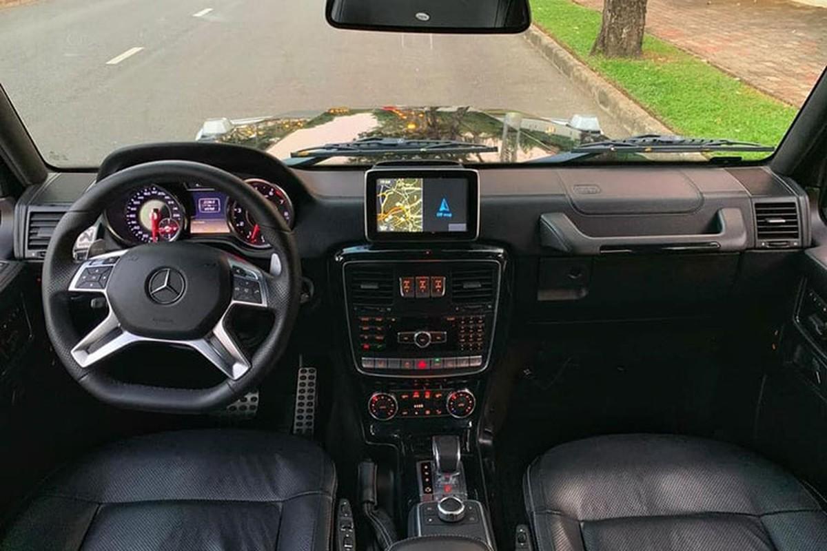 Mercedes G63 AMG 2016