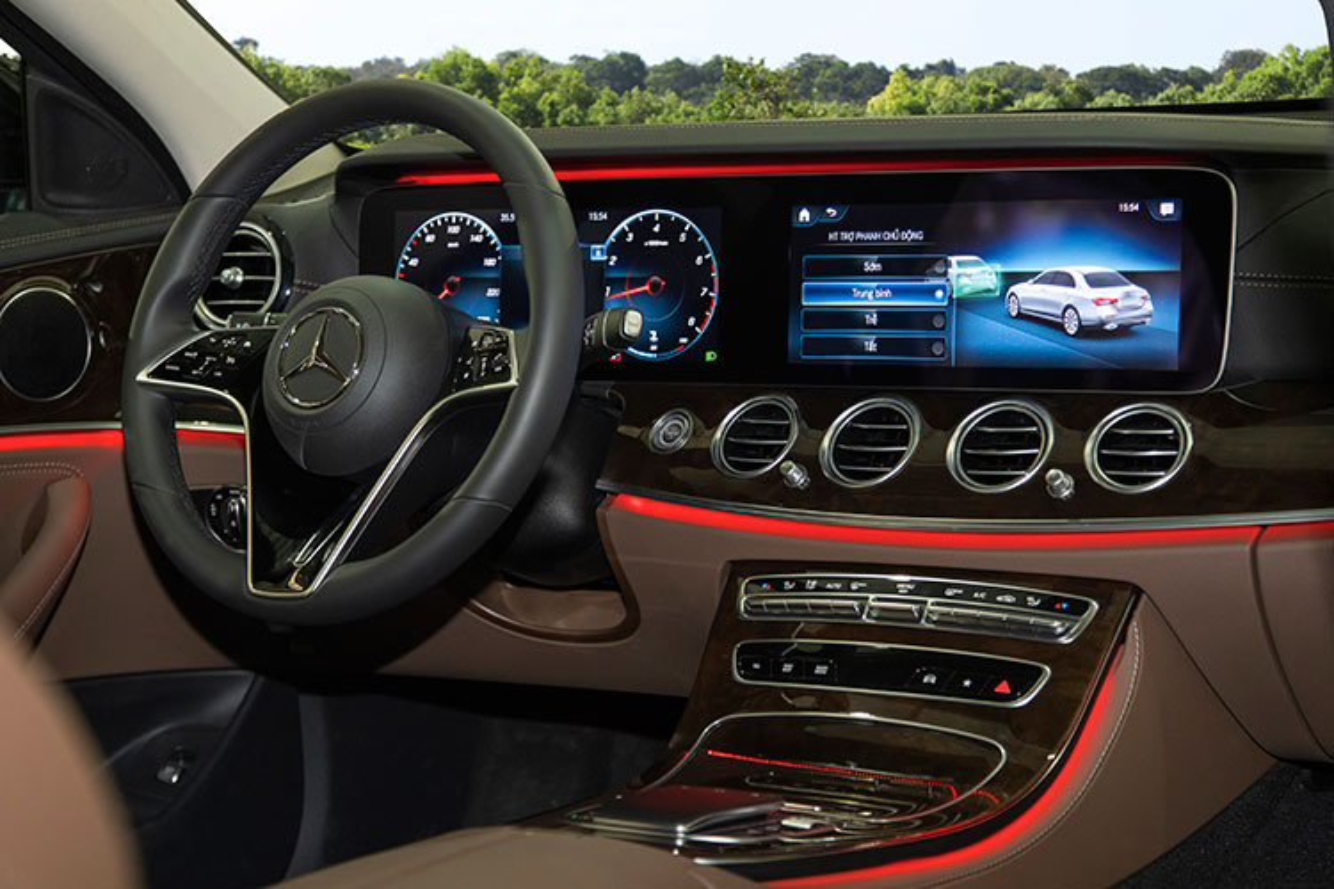 Chi tiet Mercedes-Benz E-Class 2021 tu 2,31 ty tai Viet Nam-Hinh-8