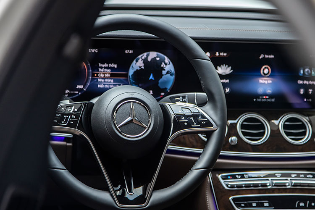 Chi tiet Mercedes-Benz E-Class 2021 tu 2,31 ty tai Viet Nam-Hinh-9