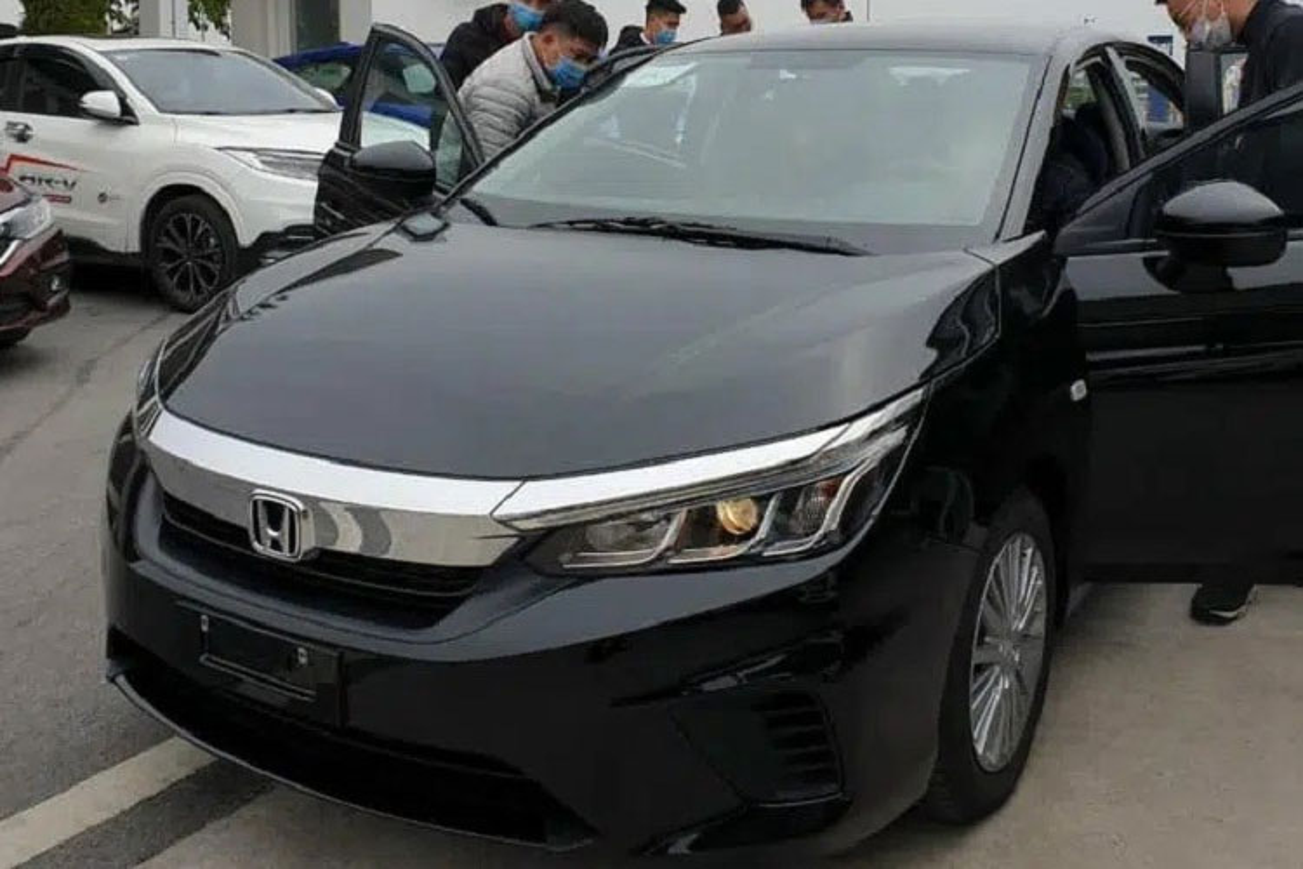 Honda City E 2021 duoi 500 trieu tai Viet Nam,