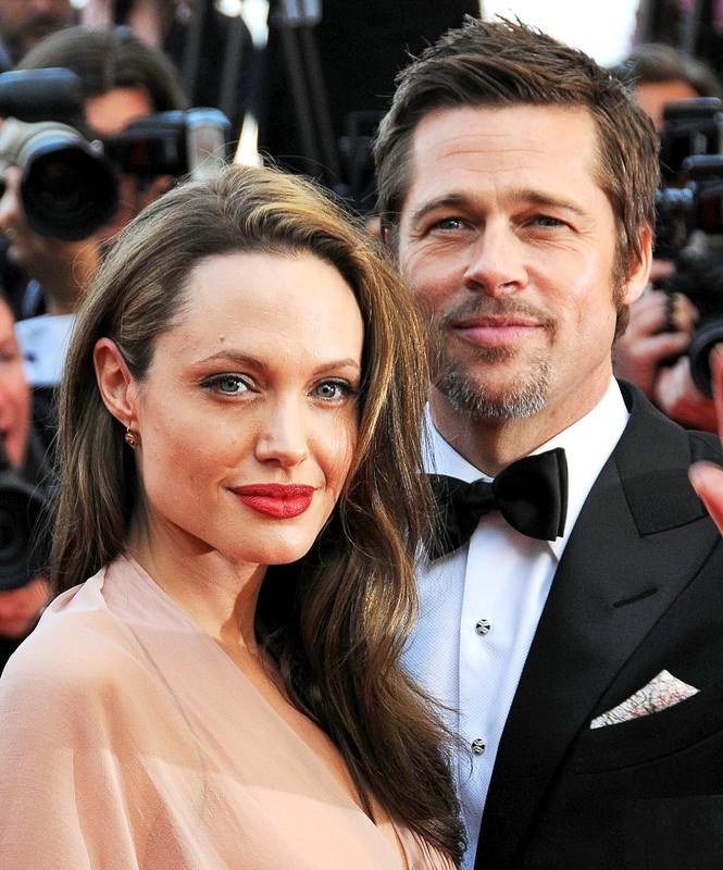 Brad Pitt  - Angelina Joilie giau co the nao truoc khi ly hon?