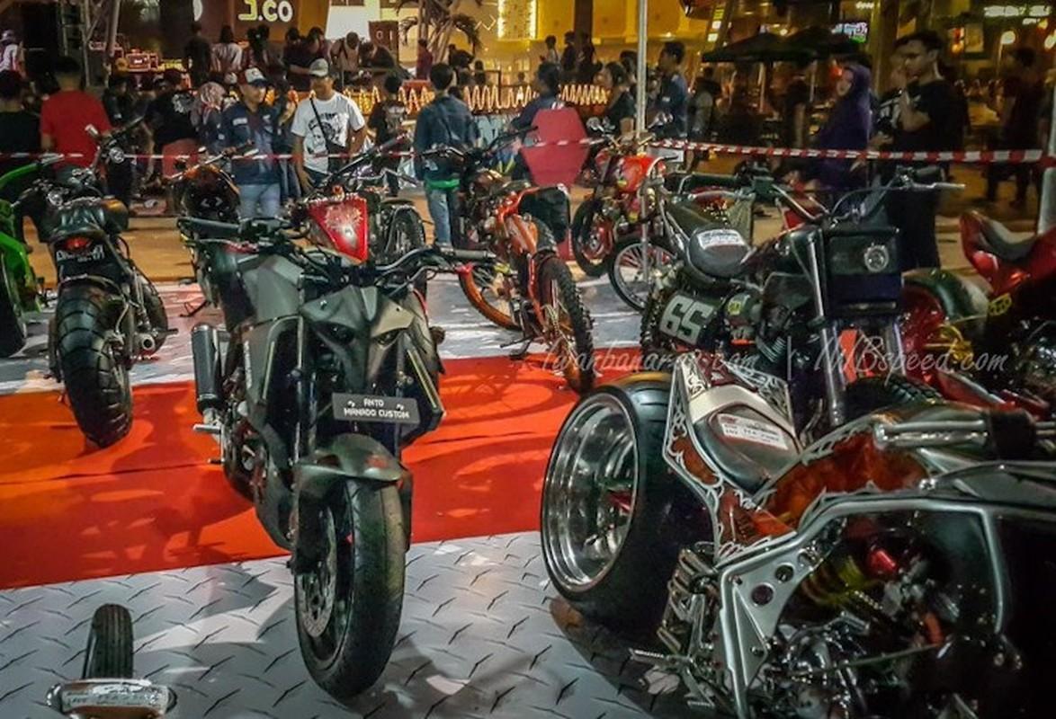 """Da mat ngam dan xe Honda do """"sieu khung"""" tai Indonesia-Hinh-2"""