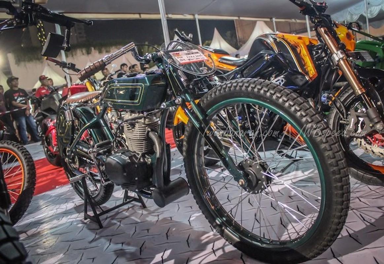 """Da mat ngam dan xe Honda do """"sieu khung"""" tai Indonesia-Hinh-7"""