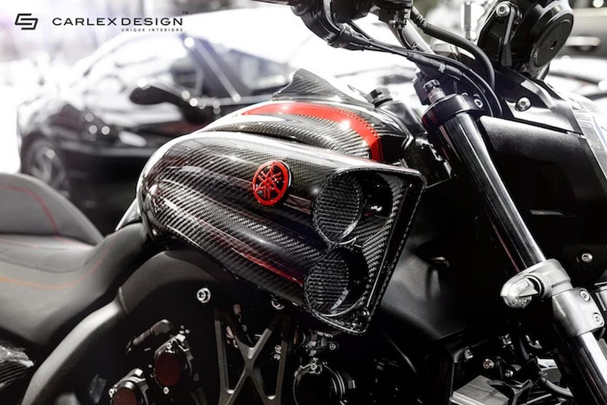 """Ma toc do"" Yamaha Vmax sieu ngau phien ban carbon Carlex-Hinh-3"