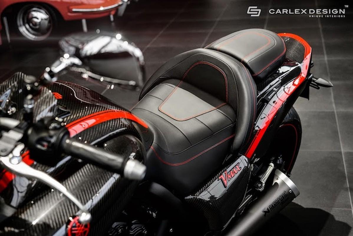 """Ma toc do"" Yamaha Vmax sieu ngau phien ban carbon Carlex-Hinh-5"
