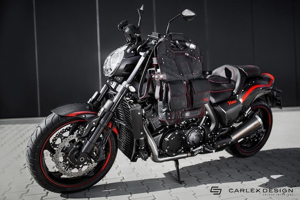 """Ma toc do"" Yamaha Vmax sieu ngau phien ban carbon Carlex-Hinh-9"